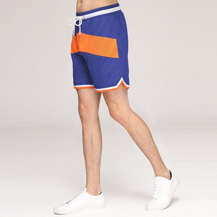 Custom High Quality Sports Wear Hot Sale Track Running Shorts For Men